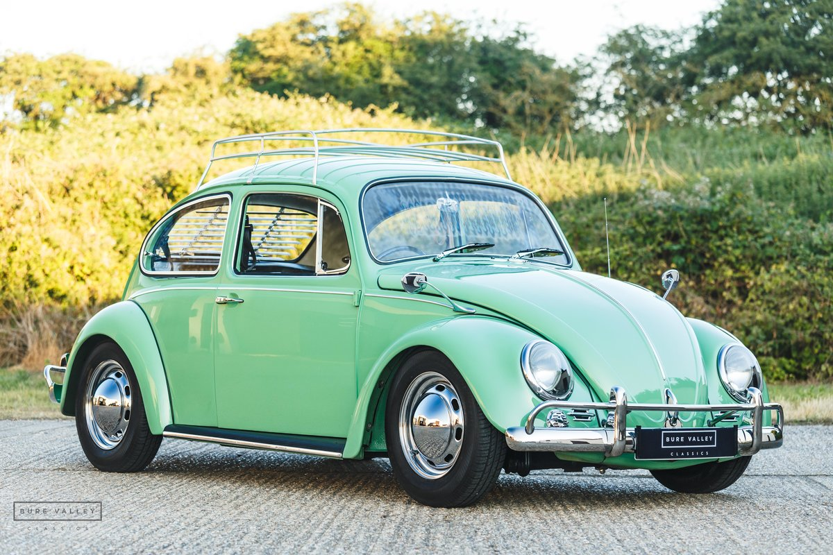 1970 VW Beetle SOLD (picture 1 of 6)