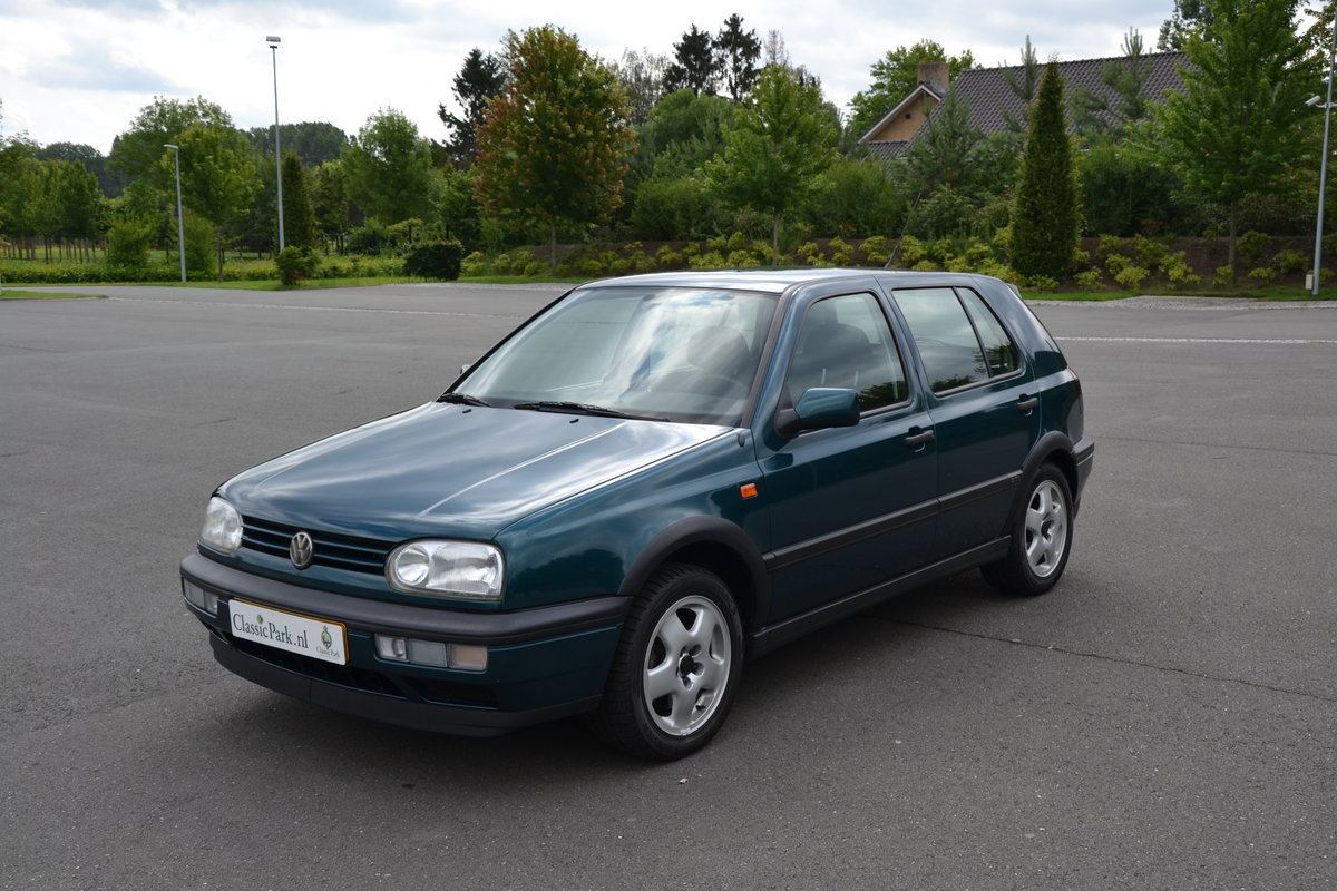 1994 (1115) Volkswagen Golf III GTI 16V For Sale (picture 1 of 6)