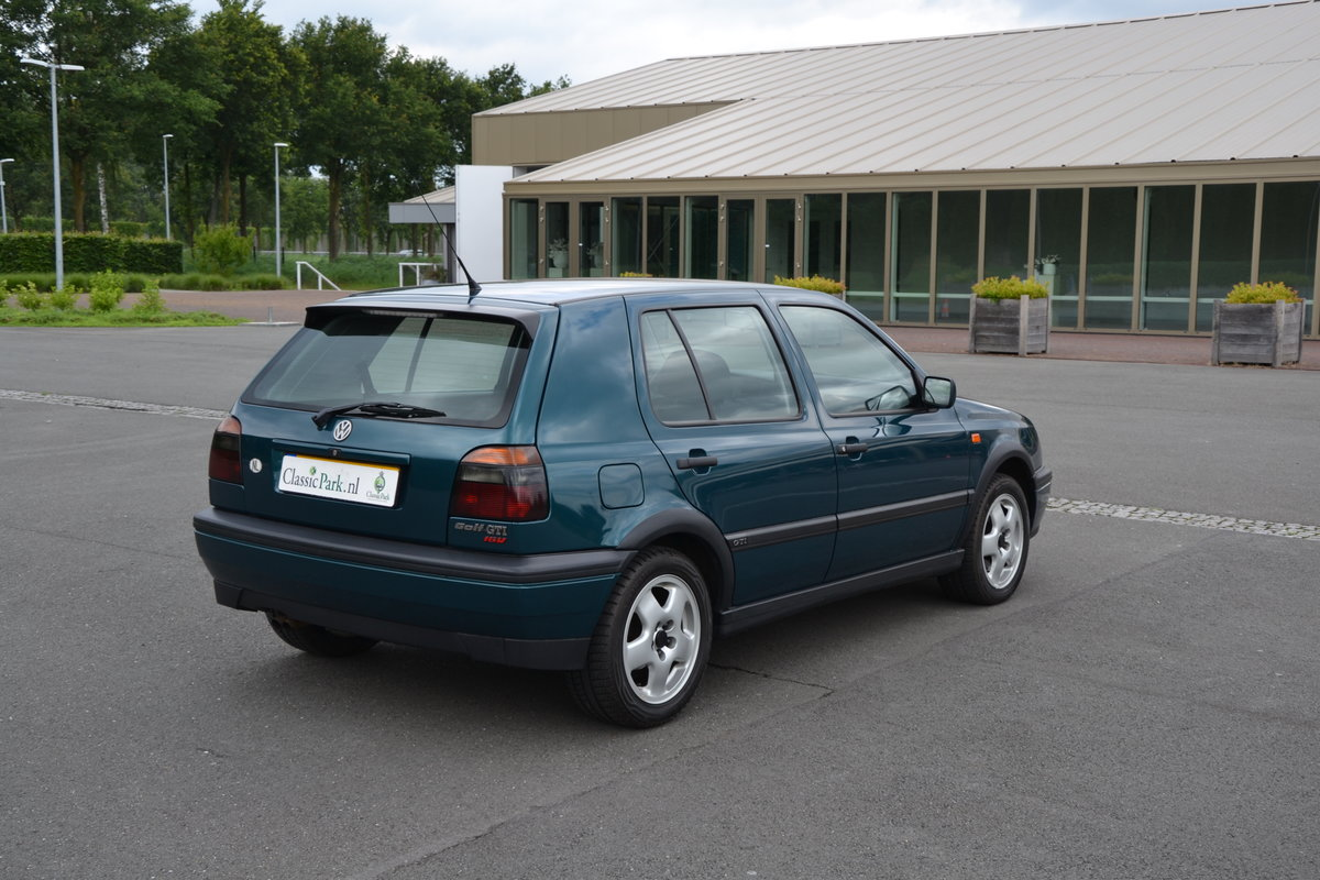 1994 (1115) Volkswagen Golf III GTI 16V For Sale (picture 2 of 6)