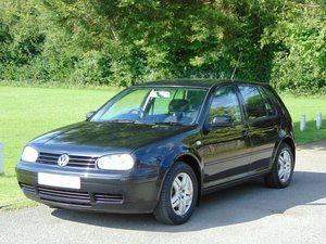 Volkswagen Golf GT TDi MK4.. Very Low Miles & FSH..