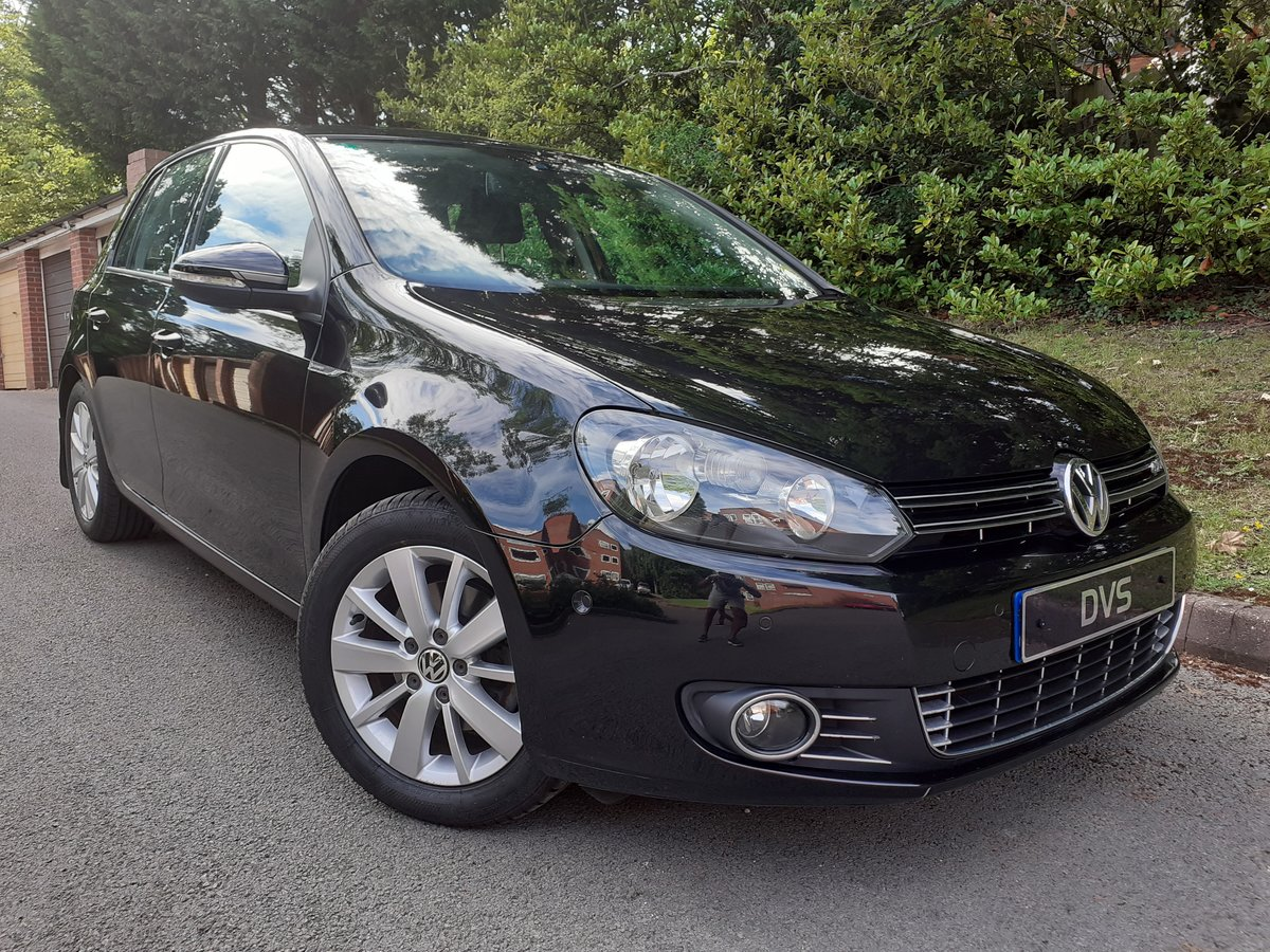 2011/61 VW Golf SE TSI 1.4 Petrol, Turbo. 36k Miles FDSH For Sale (picture 1 of 6)