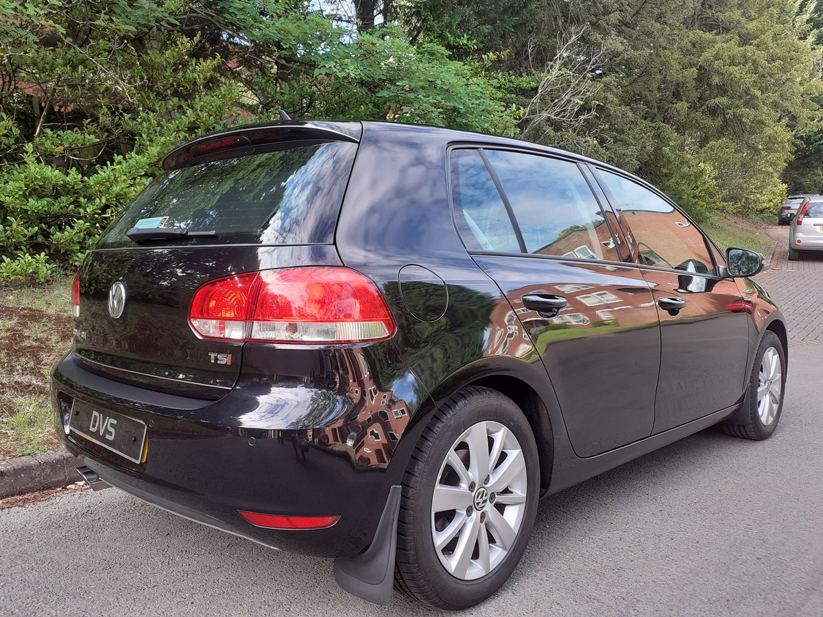 2011/61 VW Golf SE TSI 1.4 Petrol, Turbo. 36k Miles FDSH For Sale (picture 2 of 6)