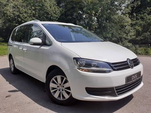 Picture of 2016/16 VW Sharan SE Bluemotion Tech TDI DSG 1 Owner FSH  For Sale