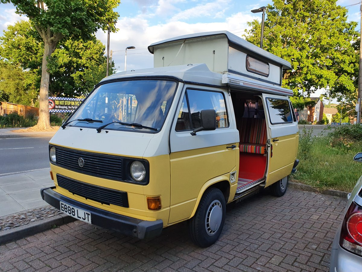 1987 VW T25 T3 Caravelle Autosleeper(deposit taken) SOLD (picture 5 of 6)