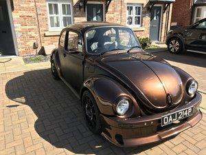 Resto-mod  beetle