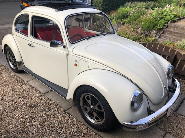 1998 Volkswagen Beetle For Sale (picture 1 of 6)