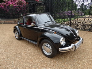 Volkswagen beetle 1303 1st owner 42 years!