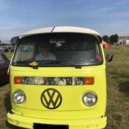 1972 Vw t2 campervan
