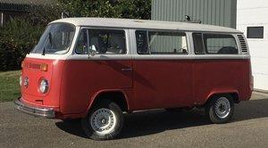 1973 Volkswagen T2 deluxe bus
