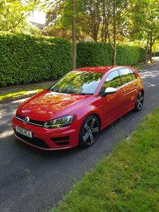 2015 VW Golf R £13750