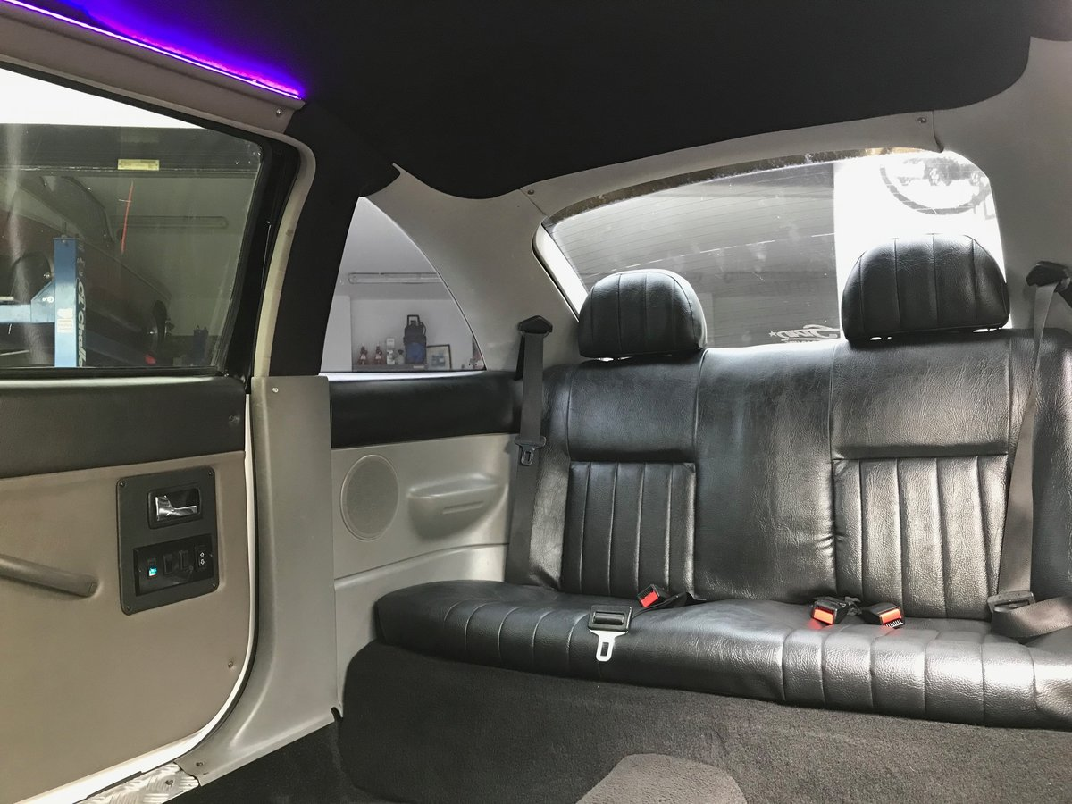 1999 Volkswagen Beetle Stretched Limousine, UNIQUE! SOLD (picture 6 of 6)