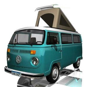 VW Kombi VOLKSWAGON VW KOMBI T1 T2 BAYWINDOW WESTFALIA LONG
