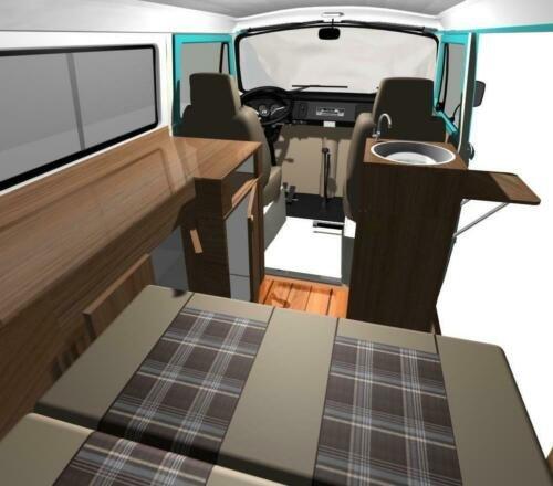 2005 VW Kombi VOLKSWAGON VW KOMBI T1 T2 BAYWINDOW WESTFALIA LONG  For Sale (picture 6 of 6)