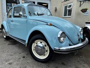 1968 1300 VW beetle