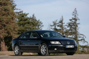 2004 Volkswagen Phaeton W12 Phase 1 - No reserve For Sale by Auction