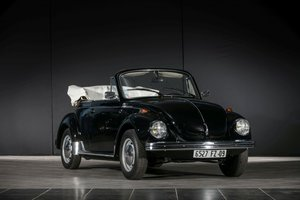 1973 Volkswagen 1303 LS Cabriolet - No reserve For Sale by Auction