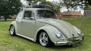 VW Beetle-Cal Look-Show standard-UK RHD -1968