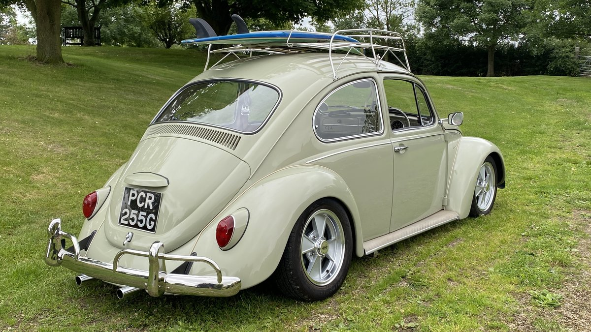 1968 VW Beetle-Now sold similar required SOLD (picture 2 of 6)