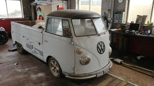 VW Splitscreen Pick-up - Single Cab Commercial