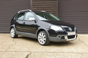 2007 Volkswagen Dune 1.6 MPI Sport Cross 5DR Auto (13,188 miles)
