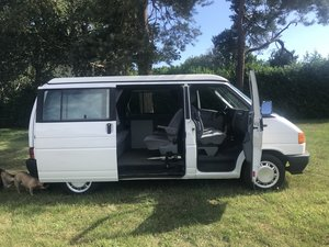Volkswagen Westfalia. Pop top. Multivan. Caravelle