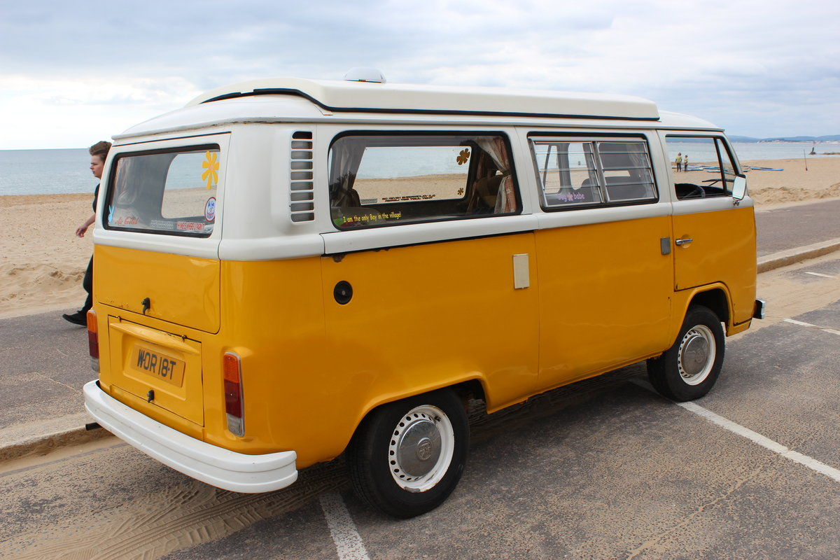 1979 Roadworthy Camper potential restoration project For Sale (picture 2 of 6)