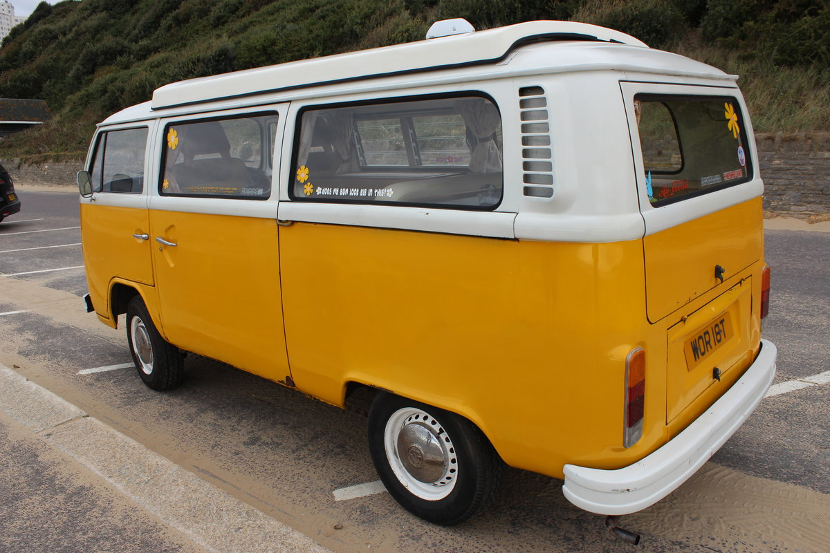 1979 Roadworthy Camper potential restoration project For Sale (picture 5 of 6)