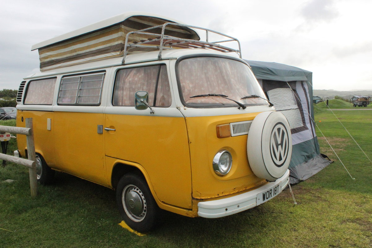 1979 Roadworthy Camper potential restoration project For Sale (picture 6 of 6)
