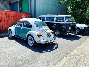 VW Beetle 1303s - Low mileage example