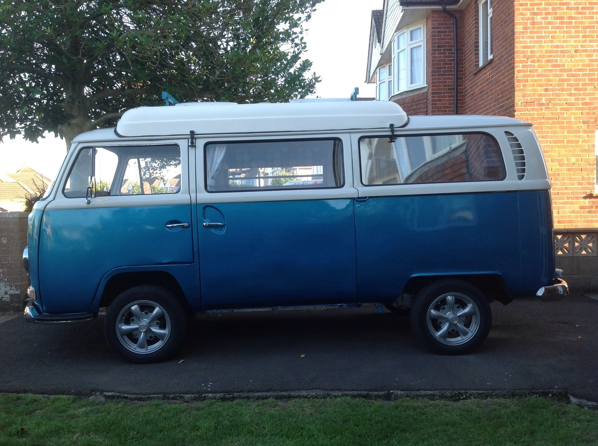 1970 VW Bay Window Historic vehicle For Sale (picture 1 of 6)