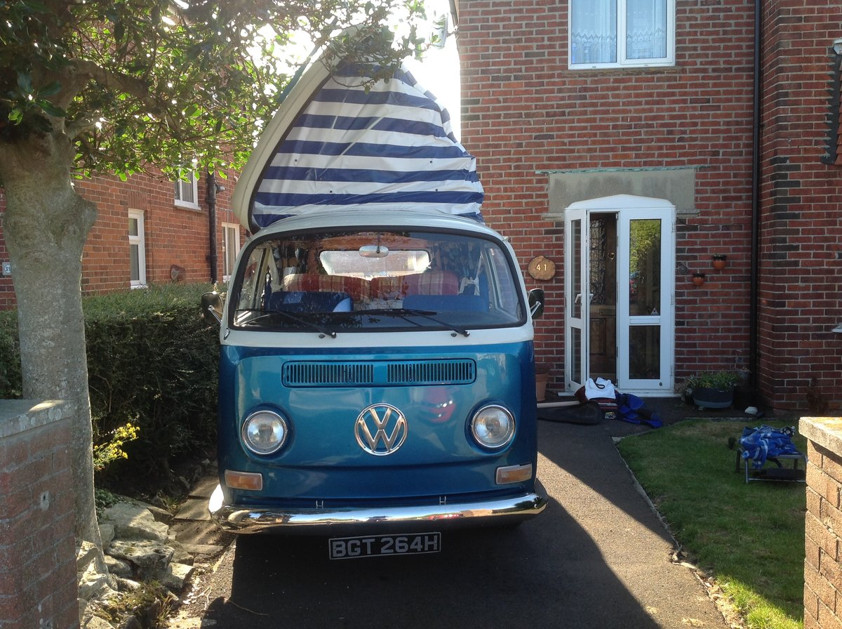 1970 VW Bay Window Historic vehicle For Sale (picture 2 of 6)