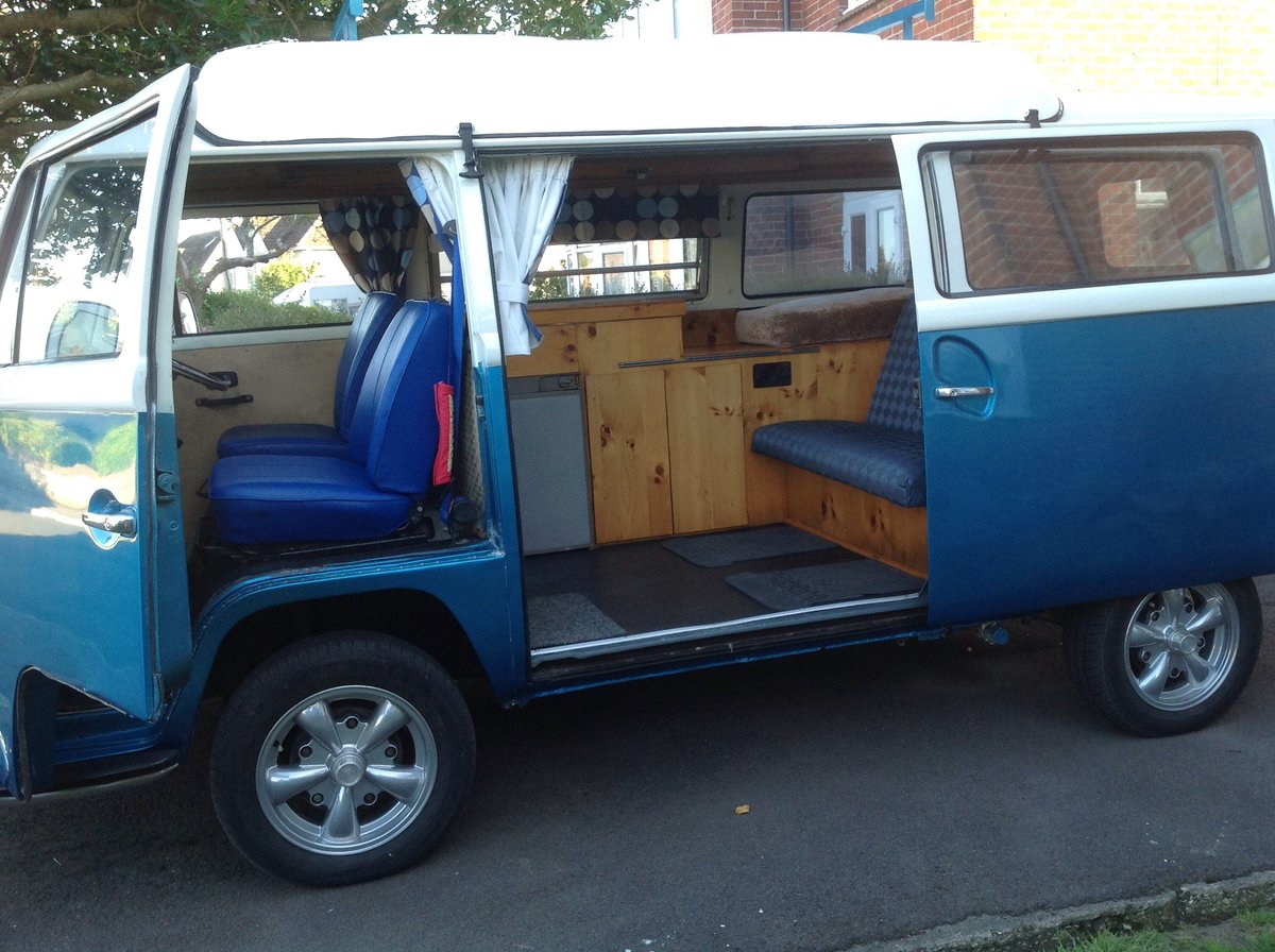 1970 VW Bay Window Historic vehicle For Sale (picture 5 of 6)