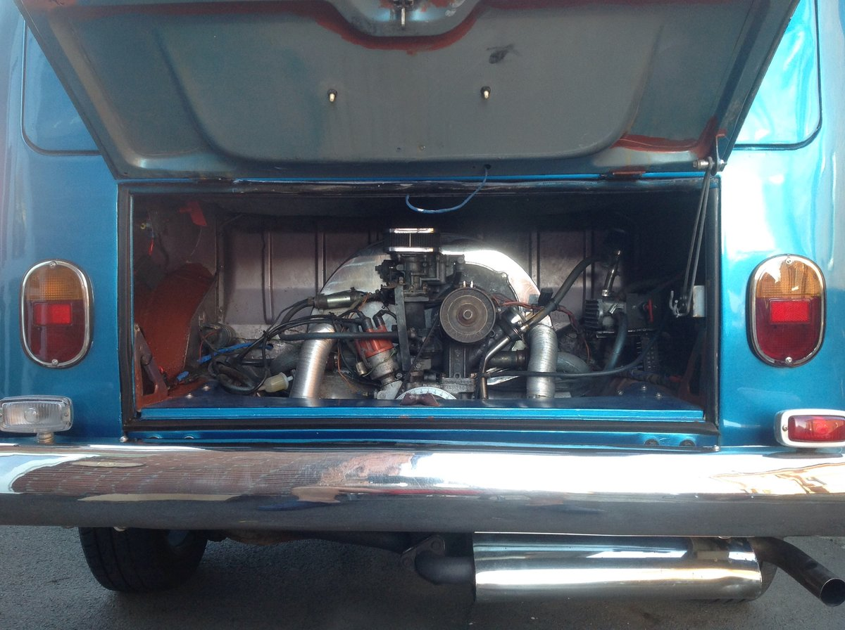 1970 VW Bay Window Historic vehicle For Sale (picture 6 of 6)