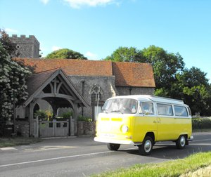 Picture of 1972 Classic campervan hire