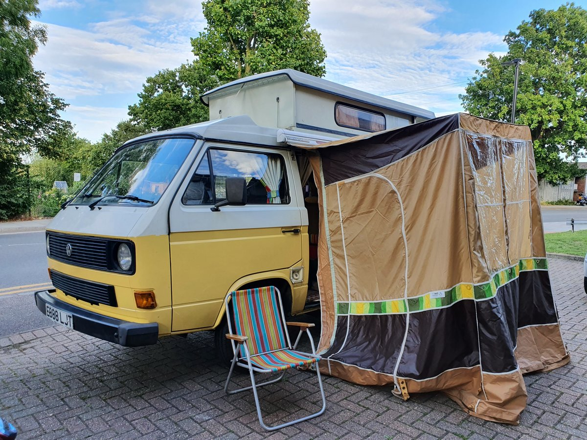 1987 VW T25 T3 Caravelle Autosleeper(deposit taken) SOLD (picture 2 of 6)