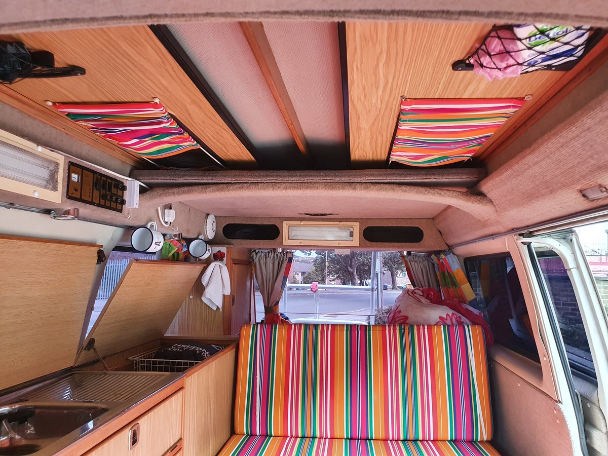 1987 VW T25 T3 Caravelle Autosleeper(deposit taken) SOLD (picture 4 of 6)