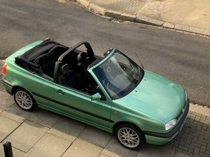 Beautiful Golf Cabriolet