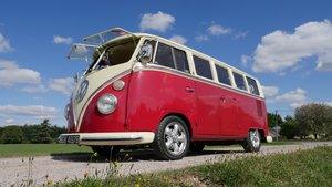 1964 VW Split-Screen  *13 window **RHD**