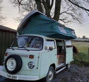 VW T2 Bay Superviking Campervan