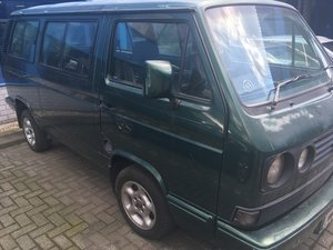 VW T25/3 Microbus (SA) - ultimate project car
