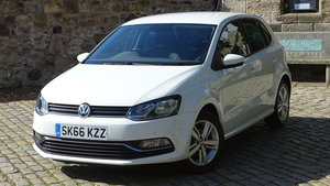 2016 Volkswagen Polo Match 1.2TSI  BlueMotion 5 door