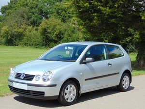 2004 Volkswagen Polo 1.2 Twist.. Only 30,800 Genuine Miles & FSH SOLD