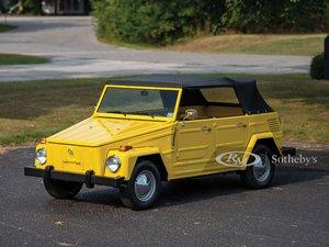 1973 Volkswagen Type 181 Thing