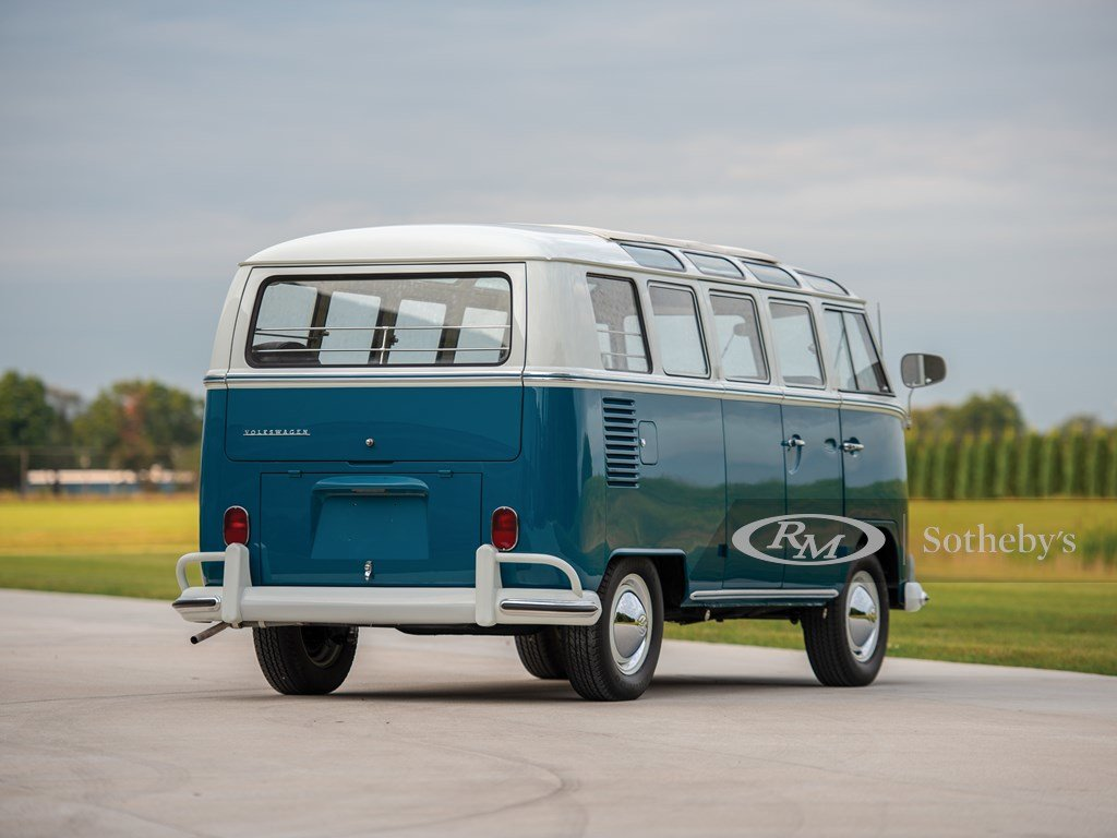 1966 Volkswagen Deluxe 21-Window Microbus  For Sale by Auction (picture 2 of 6)