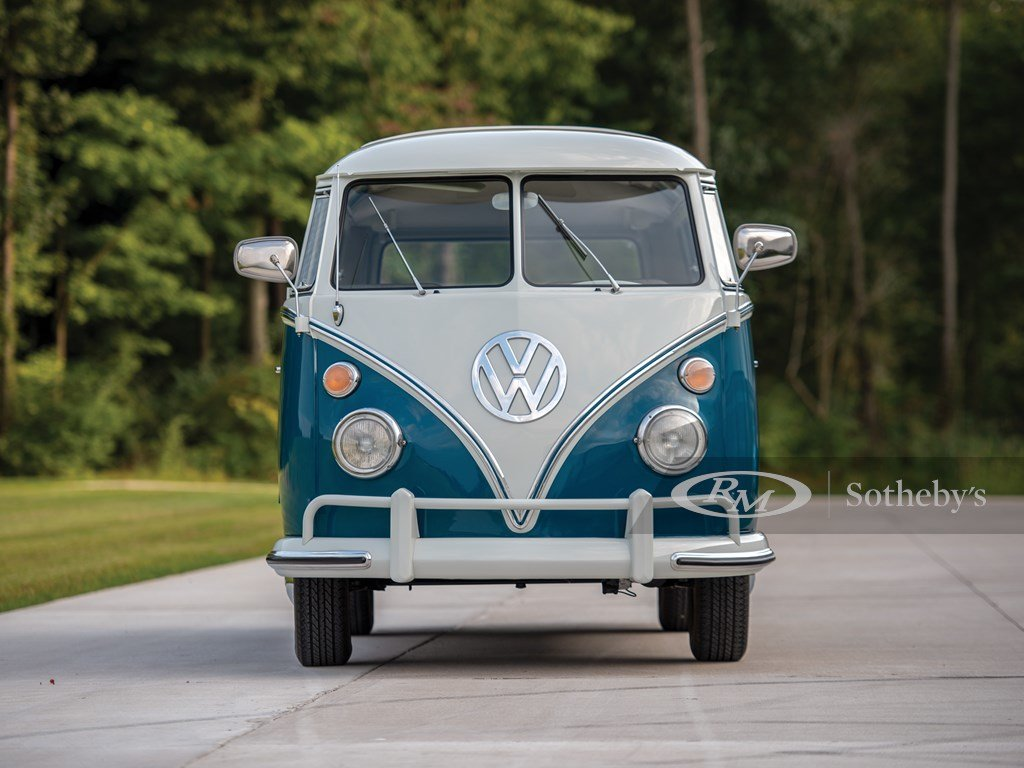 1966 Volkswagen Deluxe 21-Window Microbus  For Sale by Auction (picture 5 of 6)