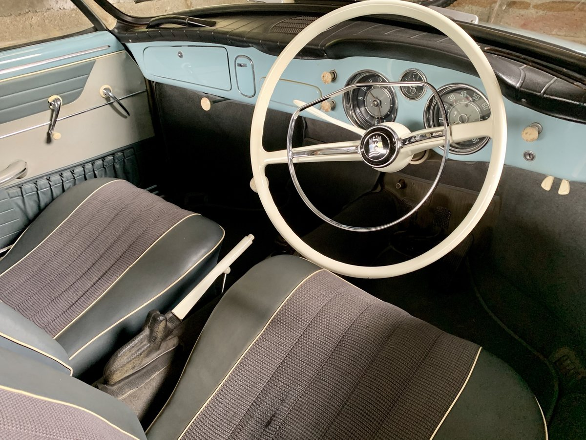1960 Karmann Ghia - RHD - Sale Pending SOLD (picture 2 of 5)