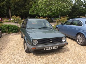 1987 Volkswagon golf 1.6l petrol gl automatic