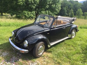 1978 VW Beetle karmann cabrio