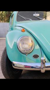 VW Beetle restored    LHD