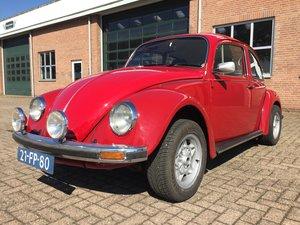 1975 Volkswagen Beetle 1200 For Sale